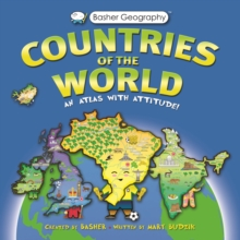 Basher Countries of the World : UK edition, Paperback / softback Book