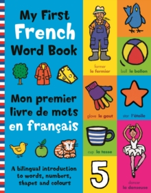 My First French Word Book, Paperback / softback Book