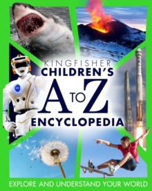 Children's A to Z Encyclopedia, Hardback Book