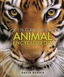The Kingfisher Animal Encyclopedia, Hardback Book