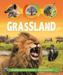 Life Cycles: Grassland, Paperback Book
