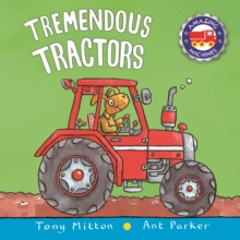 Amazing Machines: Tremendous Tractors : Amazing Machines 3, EPUB eBook