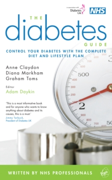 The Diabetes Guide, Paperback Book