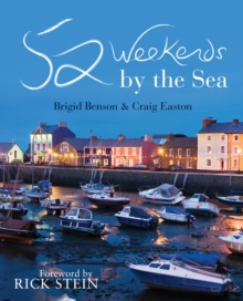 52 Weekends by the Sea, Paperback Book