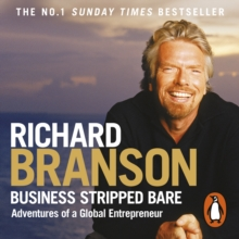 Business Stripped Bare : Adventures of a Global Entrepreneur, eAudiobook MP3 eaudioBook