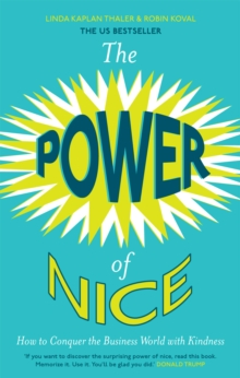 The Power of Nice, Paperback Book