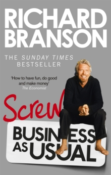 Screw Business as Usual, Paperback / softback Book