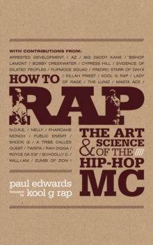How to Rap, Paperback / softback Book