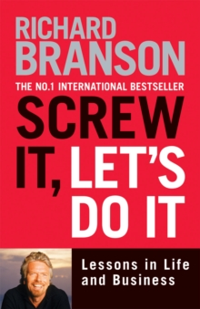 Screw It, Let's Do It : Lessons in Life and Business, EPUB eBook