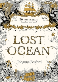 Lost Ocean Postcard Edition : 50 Postcards to Colour and Send, Hardback Book