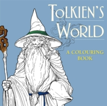 Tolkien's World: A Colouring Book, Paperback Book