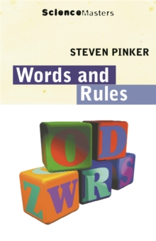 Words And Rules, Paperback Book