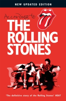 According to The Rolling Stones, Paperback / softback Book