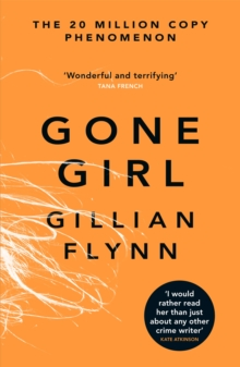 Gone Girl, Paperback Book