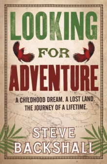 Looking for Adventure, Paperback Book