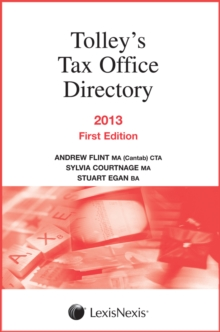 Tax Office Directory, Spiral bound Book