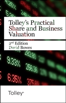 Tolley's Practical Share and Business Valuation, Paperback Book