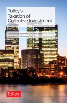Tolley's Taxation of Collective Investment, Paperback Book