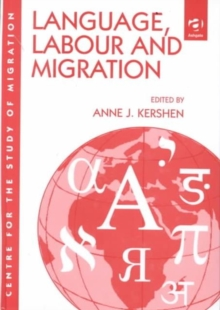Language, Labour and Migration, Hardback Book