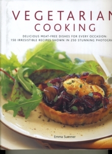 Vegetarian Cooking, Hardback Book