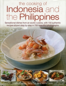 Cooking of Indonesia and the Philippines, Hardback Book