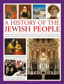 Illustrated History of the Jewish People, Hardback Book