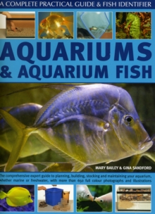 Aquariums and Aquarium Fish, Hardback Book