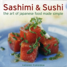 Sashimi and Sushi, Hardback Book