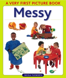 Messy, Board book Book