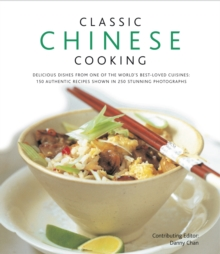 Classic Chinese Cooking, Hardback Book