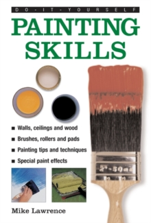 Do It Yourself Painting Skills, Hardback Book