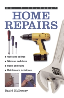 Do It Yourself Home Repairs, Hardback Book