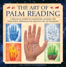 Art Of Palm Reading, Hardback Book