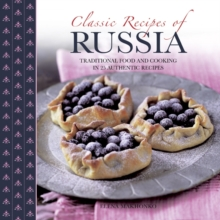 Classic Recipes of Russia, Paperback Book