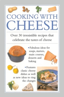 Cooking with Cheese, Hardback Book
