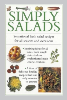 Simply Salads, Hardback Book