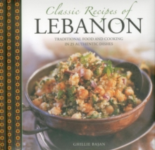 Classic Recipes of Lebanon, Paperback / softback Book