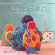 New Crafts: Rag Crafts, Hardback Book