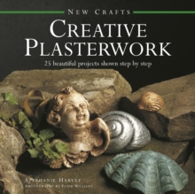 New Crafts: Creative Plasterwork, Hardback Book