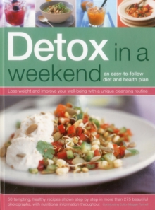 Detox in a Weekend, Hardback Book