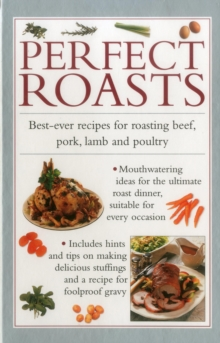 Perfect Roasts, Hardback Book