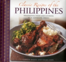 Classic Recipes of the Philippines, Hardback Book