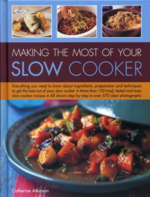 Making the Most of Your Slow Cooker, Hardback Book