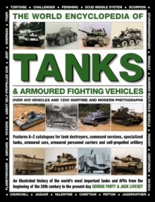 World Encyclopedia of Tanks & Armoured Fighting Vehicles, Hardback Book