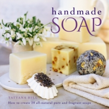 Handmade Soap, Hardback Book