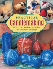 Practical Candlemaking, Hardback Book