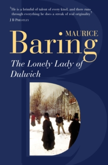 The Lonely Lady of Dulwich, Paperback Book