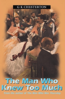 The Man Who Knew Too Much, Paperback Book