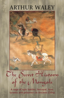 The Secret History of The Mongols & Other Works, EPUB eBook