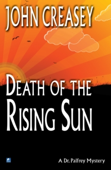 Death in the Rising Sun, Paperback Book